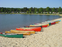 Canoes/Canadier