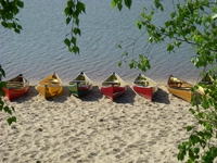 Special offers for kayaks and Canoes