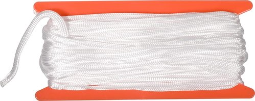 Multiuse Rope 15m, 3mm white