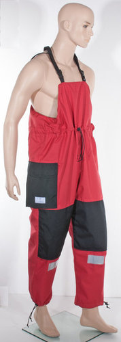 Helmi Sympatex Bib Trousers red