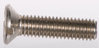 Slotted Head Screw with Countersunk Head