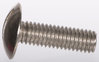 Slotted Mushroom Head Screws
