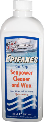 Epifanes Seapower Cleaner and Wax