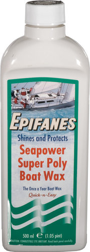 Epifanes Super Poly Boat Wax