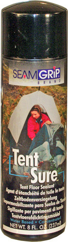 Seam Grip Tent Sure Tent Floor Sealant
