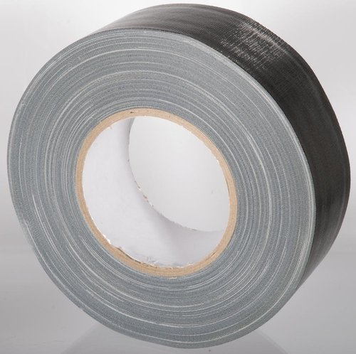 PSP Duck Tape Marine-Cloth-Tape 50mm, 50m black