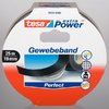 Tesa Extra Power Cloth-Tape 19mm, 25m, black