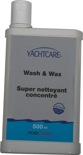 Yachtcare Wash and Wax