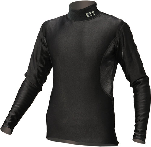 Kwark Aqua Shell Long Sleeve Shirt