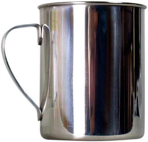 Stainless Steel Cups 400ml