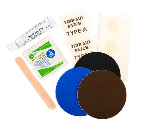 Thermarest Universal Reparatursatz Home Repair