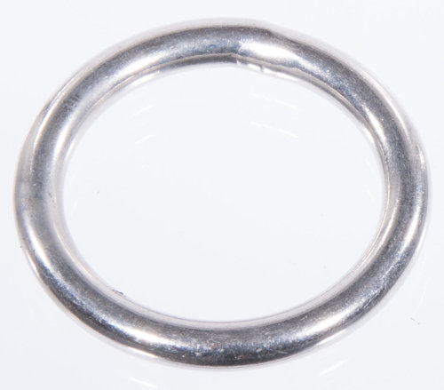 Stainless Steel Ring Welded 4x33mm - only 10x