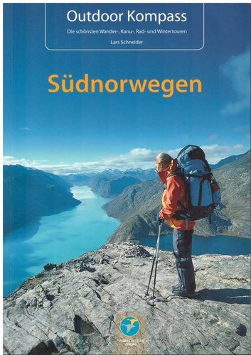 Thomas Kettler Verlag Outdoor Kompass South Norge