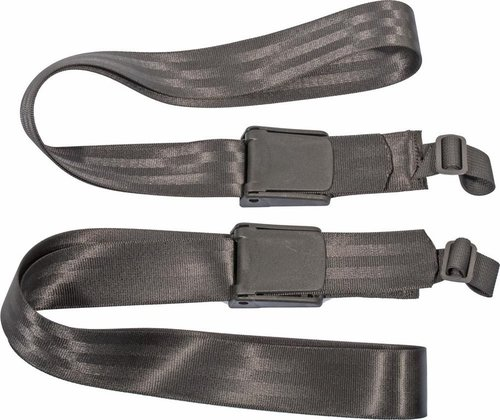 Helmi Knee-Belts for Canoes