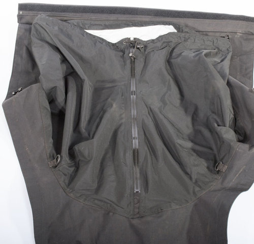 Helmi Option Watertight YKK-Zipper in Spraydeck