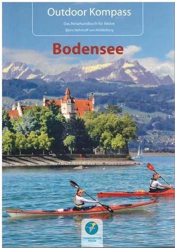 Thomas Kettler Verlag Outdoor Kompass Bodensee