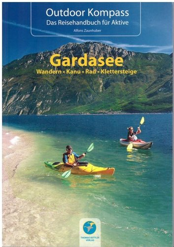 Thomas Kettler Verlag Outdoor Kompass Gardasee