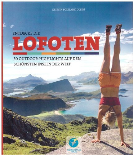 Thomas Kettler Verlag Outdoor Kompass Lofoten