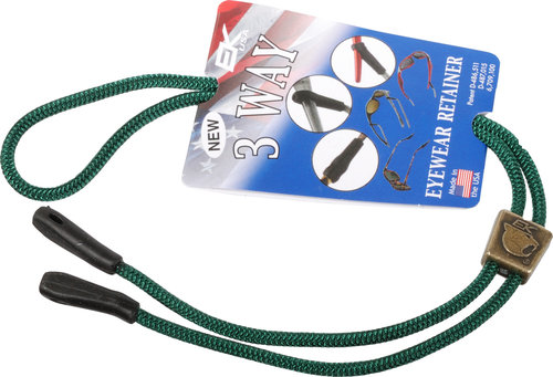 EK 3-Way Powercord Eyeware Retainer