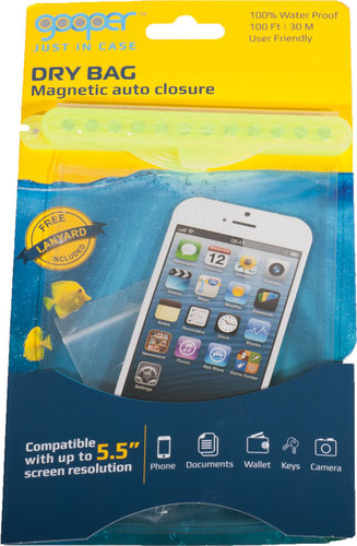 Gooper Dry Bag Magnetic auto closure 17B