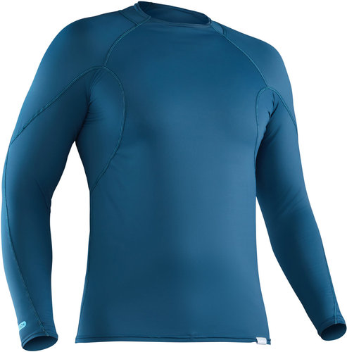 NRS Rash Guard UPF 50 Long Sleeve Shirt Men`s