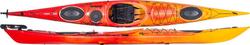 Riot Brittany 16 Rudder/ Skeg - Special Offer