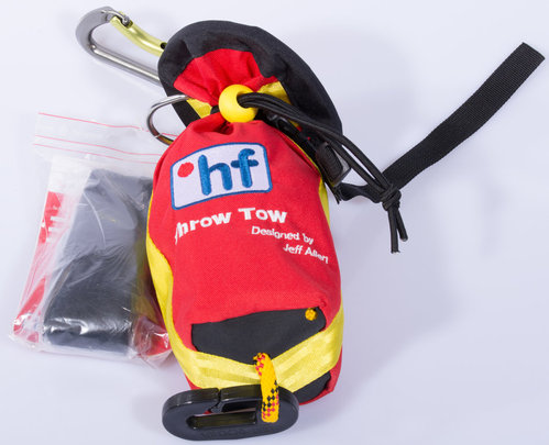 hf Throw Tow Security System for open water