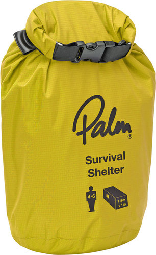 Palm Survival Shelter Windschutz Notzelt für extremere Touren
