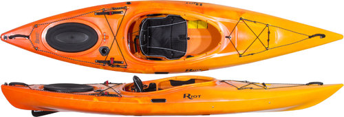 Riot Edge 11 Skeg PE - Sold