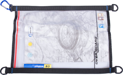 Overboard Waterproof Map Pouch - Medium A4