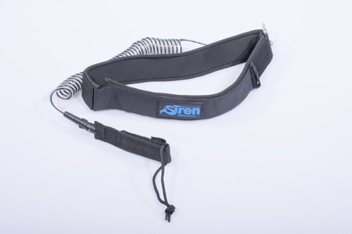 Siren Coiled SUP Leash for Hip