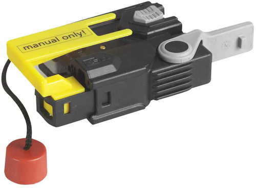 Secumar Manual-Only-Clip 4001S for bayonet cartridges